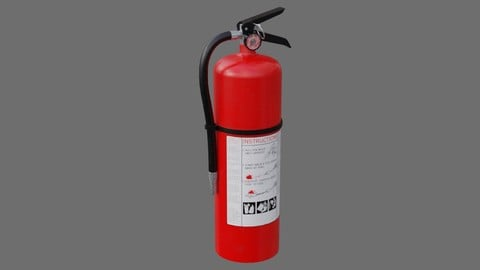 Fire Extinguisher 1A