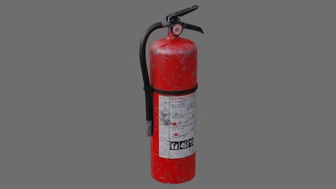 Fire Extinguisher 1B