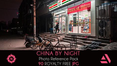 Cyberpunk - China: Photo Reference Pack
