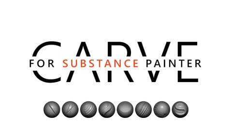 CARVE for Substance Painter