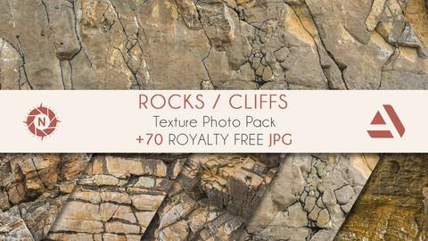 Texture Photo Pack: Rocks Cliffs