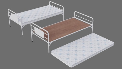 Bed 1A