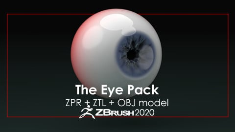 Eyes Pack - 5 Different Colors