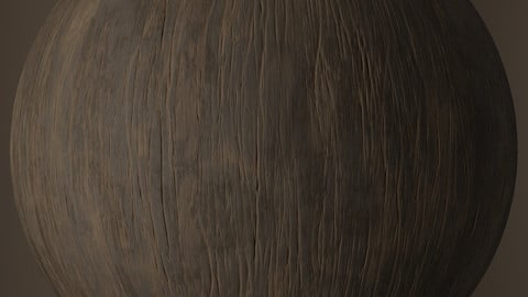 Procedural Wood