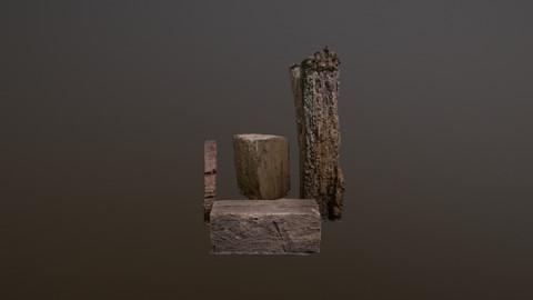 Package of Wood/ Logs