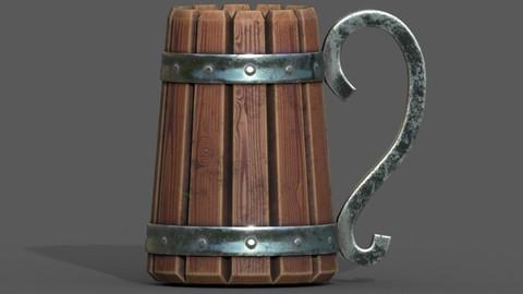 LowPoly Mug for FREE