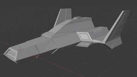 Little Wyvern 3D model