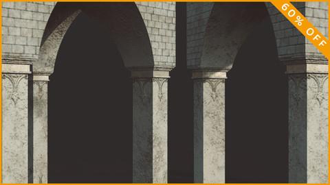 Roman Arch Model