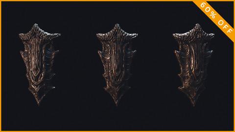 Dragonborn Shield