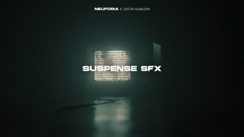 Suspense SFX | 100+ Sound Effects