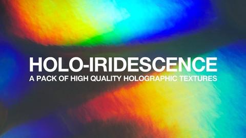 Holo - Iridescence Textures