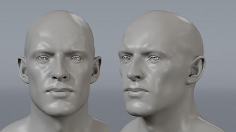 Base Head Male v001