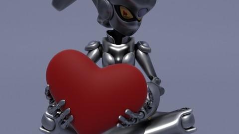 Rigged Robot Alexa