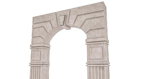 Classic Building Entrance 7