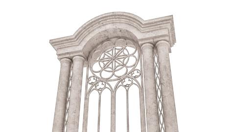 Classic Building Entrance 5
