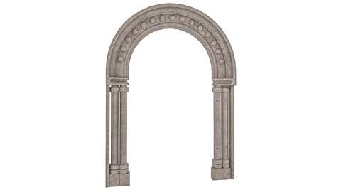 Classical Building Enterance 1