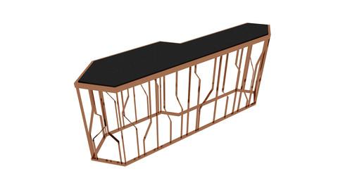 Metal Table 3