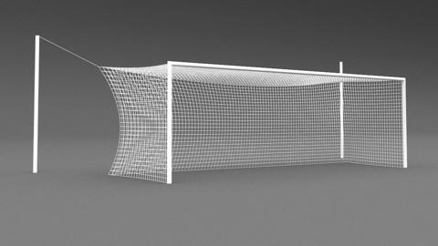 Soccer Goal Model