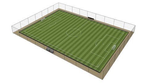 Football Field Pack