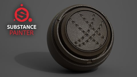 Substance Painter Stitch Tool