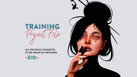 Training project file »Zio«
