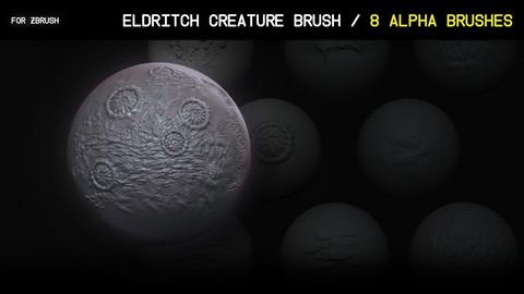 Eldritch Creature Brushes