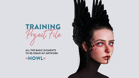 Training project file »Howl«