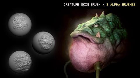 Creature Skin Brushes