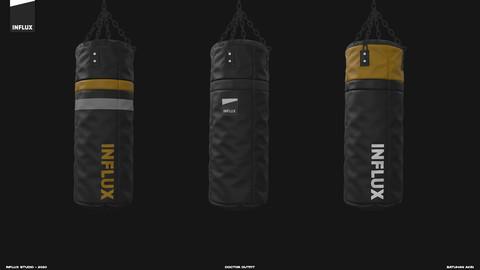 Marvelous Designer Punching Bag