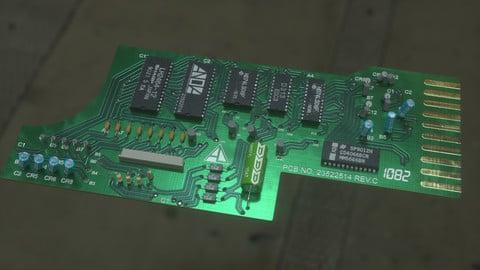 PCB Smart Material