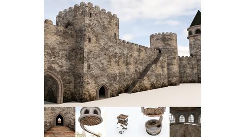 Modular Castle Pack