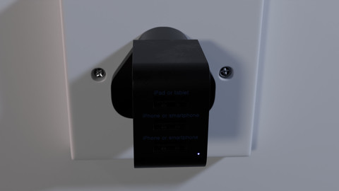 Juice 3-way Mobile Phone Charger