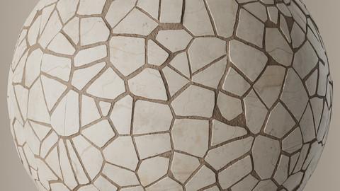 Procedural Marble Floor