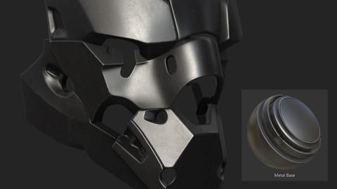 Base Metal Smart Material