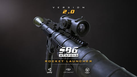 SBG Rocket Launcher