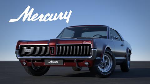 Cougar Mercury 67