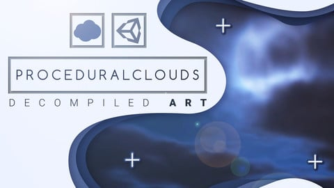 Decompiled Art - Unity Procedural Clouds shader
