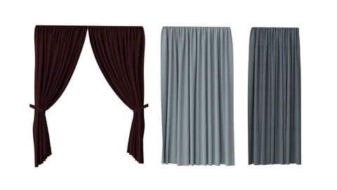 Curtains Pack