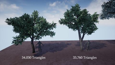 Animated Tree Pack
