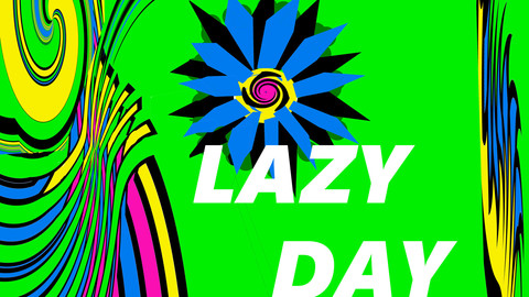 LAZY DAY COLORING BOOKS #2