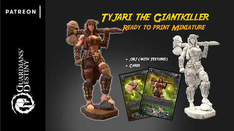 Tyjari the Giantkiller