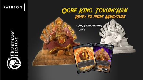 Ogre King Tovum'Han