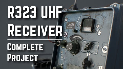 R323 UHF Receiver // Complete Project