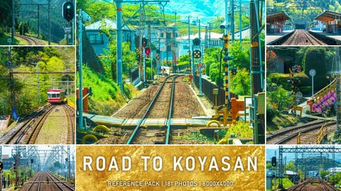 Road To Koyasan | Japan Railways
