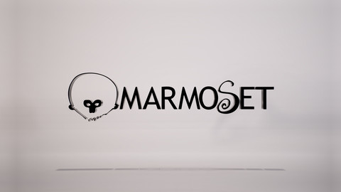 Marmoset Toolbag 3 - Render Template