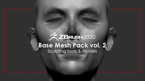Base Mesh Pack vol. 2