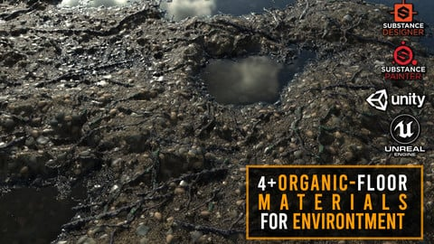 4+Organic Materials For Environtment