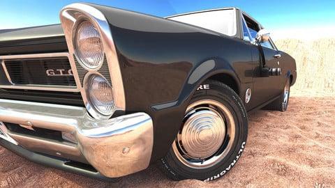 Pontiac GTO - Cinematic - Showcase