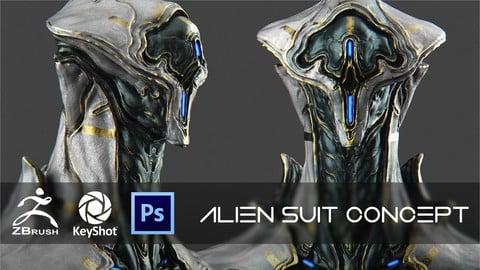 Alient suit concept