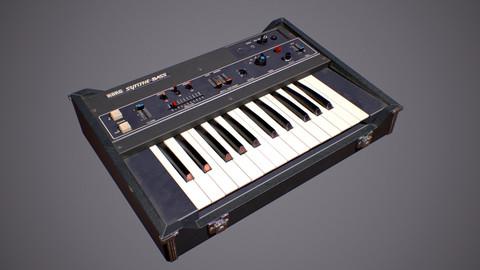 KORG SB-100 Synthe-Bass vintage synthesizer